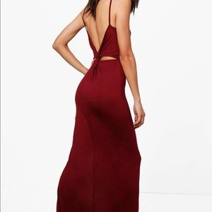 Sand Maxi Dress